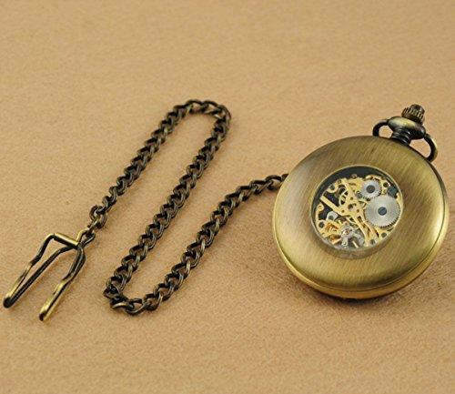 Женские карманные часы VIGOROSO Men's Vintage