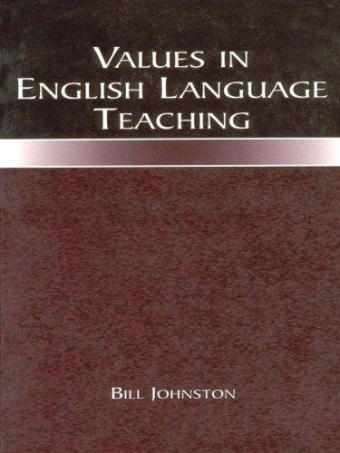 Values in english language teaching ebook bill johnston amazon values in english language teaching de johnston bill fandeluxe Gallery