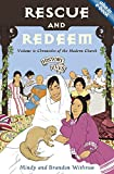 Rescue and Redeem, Brandon and Mindy Withrow, 184550433X