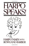 img - for Harpo Speaks! by Harpo Marx (2004-07-01) book / textbook / text book