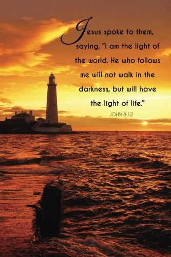 Download Journal: Lighthouse Journal, 6x9; Lightly Lined, 160 Pages, Perfect for Notes and Journaling (Lighthouse Journals) (Volume 1) ebook