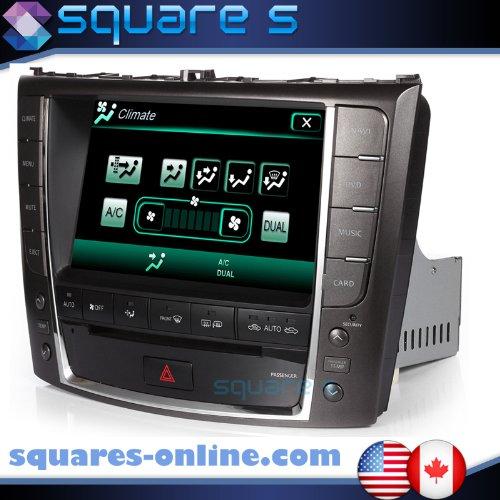 lexus is250 radio replacement