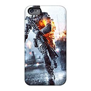 Randolphfashion2010 Apple Iphone 6s Plus Shockproof Cell-phone Hard Covers Custom High Resolution Battlefield 4 Pictures [Xrp1398PJtz]