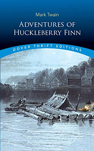 Search : Adventures of Huckleberry Finn