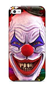 Excellent Design Clown Phone Case For Iphone 5c Premium Tpu Case