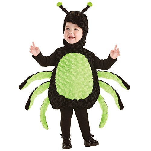 Underwraps Spider Toddler Costume