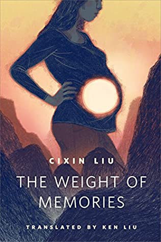 book cover of The Weight of Memories
