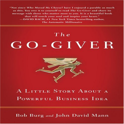 The Go-Giver: A Little Story About a Powerful Business Idea by Brand: Your Coach In A Box