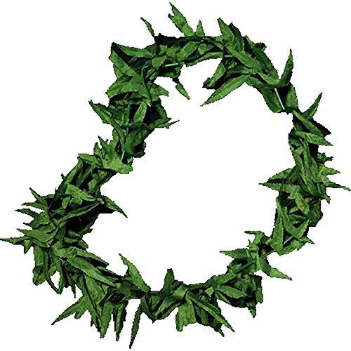 Forum Novelties Hippie Marijuana Pot Leaf Lei Costume Necklace