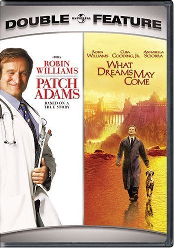 Patch Adams / What Dreams May Come (Double Feature) by Universal Studios Home Entertanment by Tom Shadyac Vincent Ward (Patch Adams What Dreams May Come)