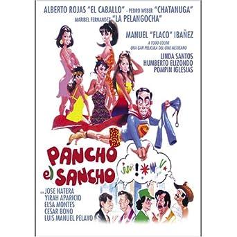 75a4f58e7dd13 Amazon.com  Pancho el Sancho  Alberto Rojas