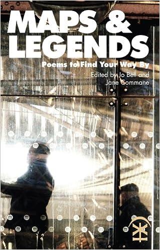 Téléchargements gratuits d'enregistrements de livres audio Maps and Legends: Poems to Find Your Way by (French Edition) PDF iBook 0957384750