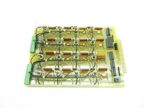 GENERAL ELECTRIC GE 7610015 TRIAC CARD PCB CIRCUIT BOARD REV B D542785