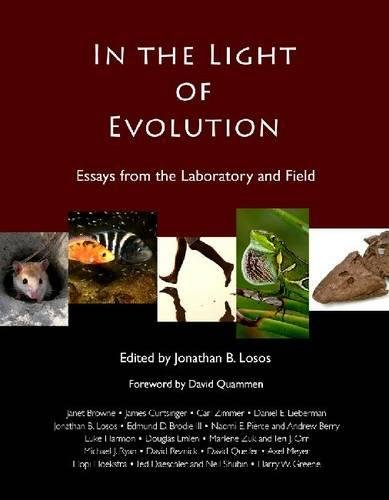 In the Light of Evolution: Essays from the Laboratory and Field