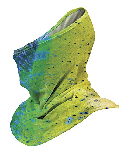 Buff UVX Mask, Dorado, One Size (Snowboard Jacket Limited)