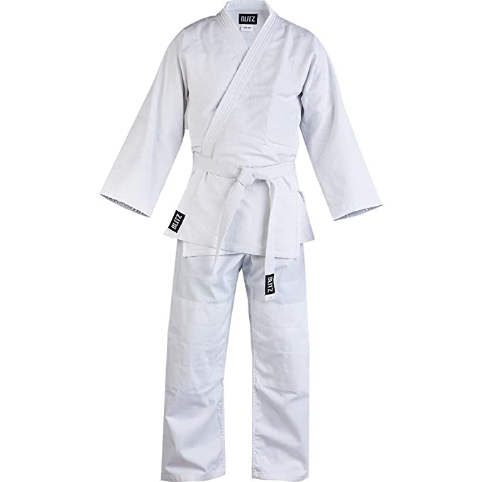 Blitz niños polialgodón Estudiante Judo Traje - 350 g/m² ...