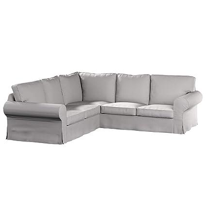 Dekoria Fire retarding IKEA EKTORP sofá de esquina para ...