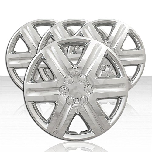Auto Reflections Set of 4 Wheel Covers for 18