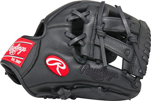 Rawlings Sporting Goods Gamer Digi Camo Mesh Pro V Web Glove, Black, 11.5