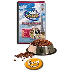 Tuffys Pet Foods Inc Nutri Source Grain Free Seafood Select Grain Free Recipe Dry Dog Food 15 Lbs
