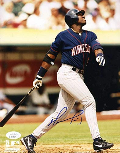 David Ortiz Autographed Photo - Early Coa 8x10 Authentic - JSA Certified - Autographed MLB Photos