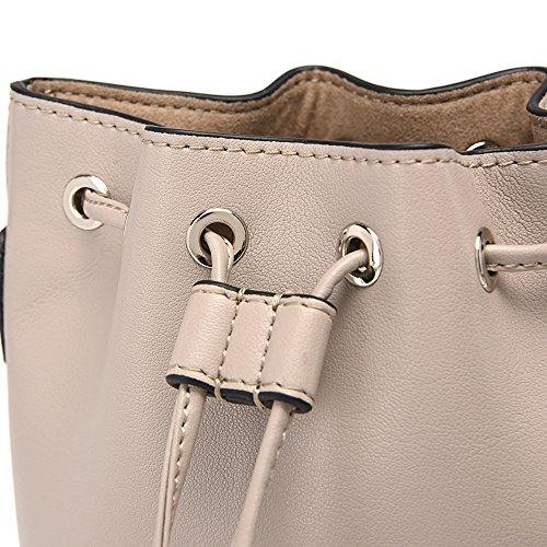pearl stylish bag oblique A shoulder bags Axiba single Women cross Leather BwqqC78