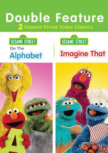 Sesame Street: Do the Alphabet/Imagine That (DBFE)