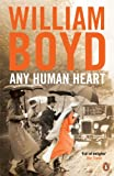 Front cover for the book Any Human Heart by William Boyd