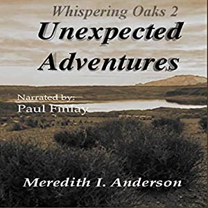 Unexpected Adventures Audiobook
