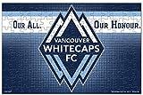 MLS Vanouver Whitecaps FC Soccer Club Puzzle 150 pieces