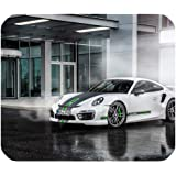 "Techart Power Kit For Porsche Turbo Mousepad Personalized Custom Mouse Pad Oblong Shaped In 9.84""X7.87"" Gaming Mouse Pad/Mat"