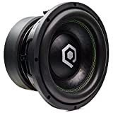 SoundQubed HDS3.1 1200W RMS Dual 4 Ohm Subwoofer Series (10' Dual 4 Ohm)