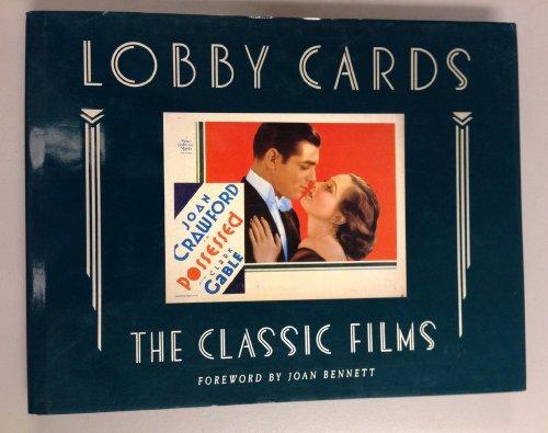 Lobby Cards: The Classic Films - Portfolio Edition