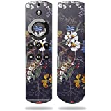 MightySkins Skin for Amazon Fire TV Remote - Midnight Blossom   Protective, Durable, and Unique Vinyl Decal wrap Cover   Easy to Apply, Remove, and Change Styles   Made in The USA