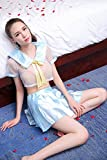 Generic Fei Mu sexy lingerie perspective of Japanese school uniforms uniforms temptation passion suit stockings woman show