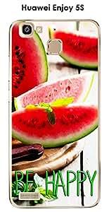 """Enjoy Huawei 5S, diseño de sandía 4 Be Happy """""""