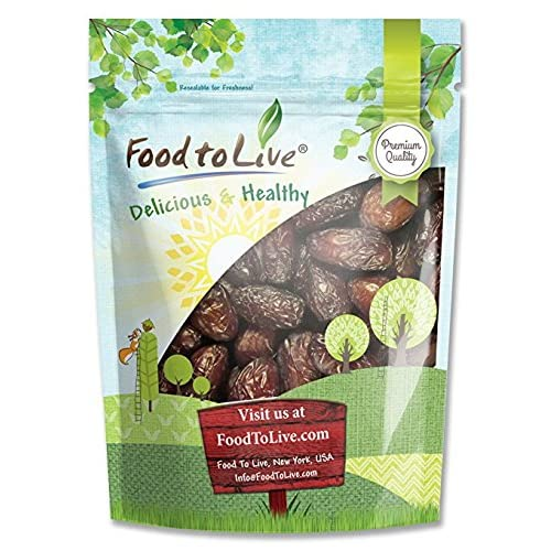 Medjool Dates by Food to Live — 1 Pound