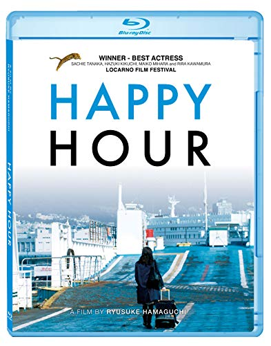Happy Hour [Blu-ray]