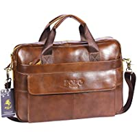 e320ff238097 VIDENG POLO PL279 Hotest Italy Style Men s Top Genuine Leather Handmade  Leather Briefcase Shoulder Messenger Business Bag