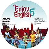 New Enjoy New Enjoy English 6e - DVD-rom élève de remplacement