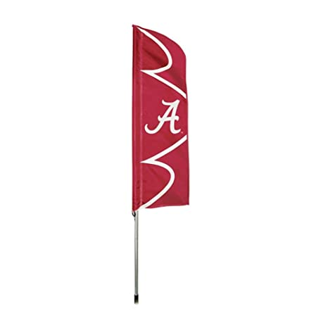 98d1014a0986 Amazon.com   Party Animal Alabama Crimson Tide NCAA Swooper Flag and ...