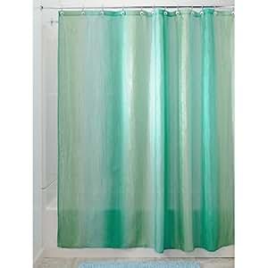 Interdesign ombre sc 180 x 200 cm cortina de ba o de for Cortinas para baneras