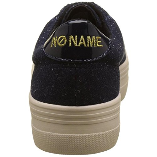 No Plato Black Name Basses Femme Sneaker Patent Noir Black Polar Baskets qqFr5