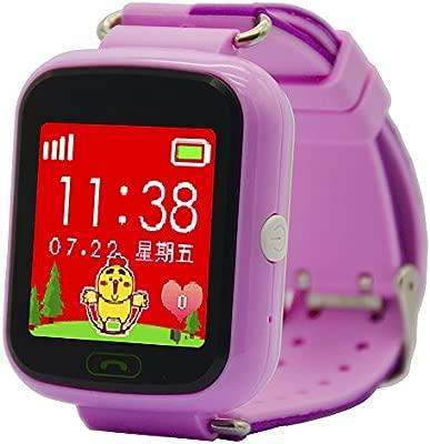 turnmeon pantalla táctil Smartwatch para niños, K9 GPS ...