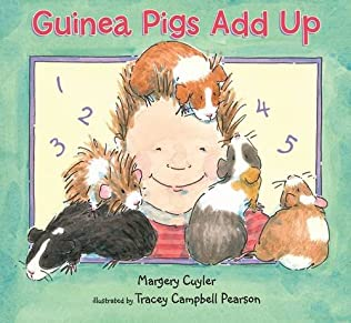 book cover of Guinea Pigs Add Up