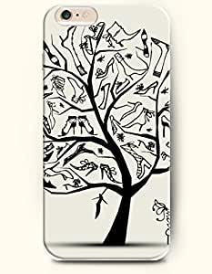 OOFIT iPhone 6 Case ( 4.7 Inches ) - High Heel Tree