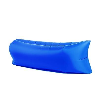 Popowbe Hamaca hinchable para tumbona de aire y piscina, flotador ...