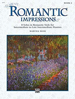 Martha mier romantic impressions book 3