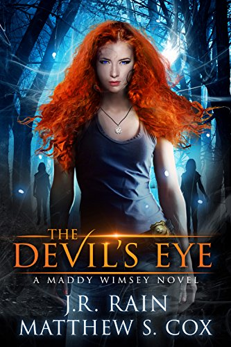 (The Devil's Eye (Maddy Wimsey Book 1))