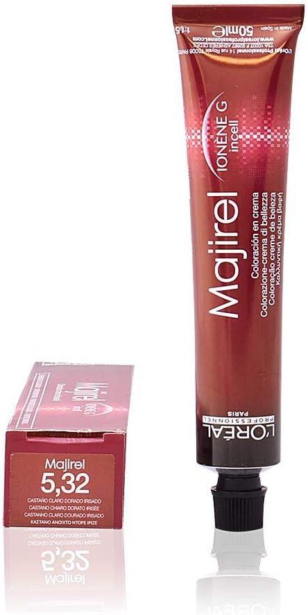 LOreal Majirel Tinte Capilar 5.32 - 50 ml